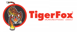TigerFox Immerse 360 Logo